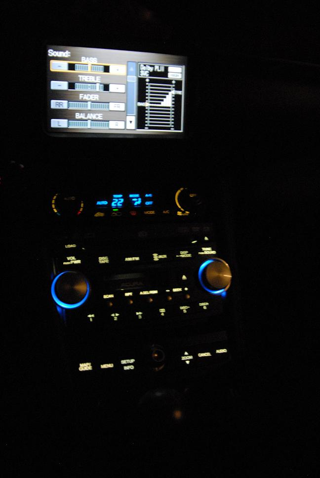 Interior 2007 Acura Tl Navigation System For The Nsx Archive Prime