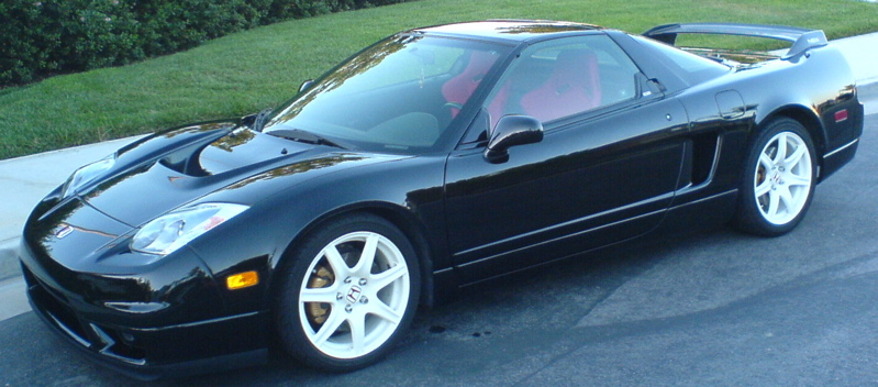 Image Gallery 2003 Nsx