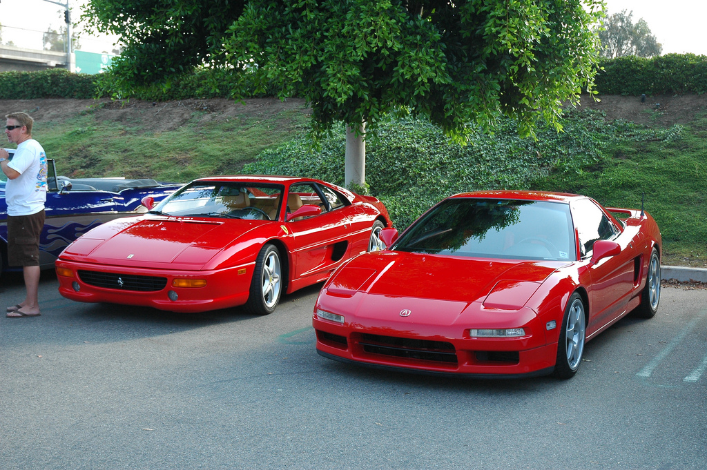 F Car Madness Ask Away F355 Amp Nsx In Garage Page 3
