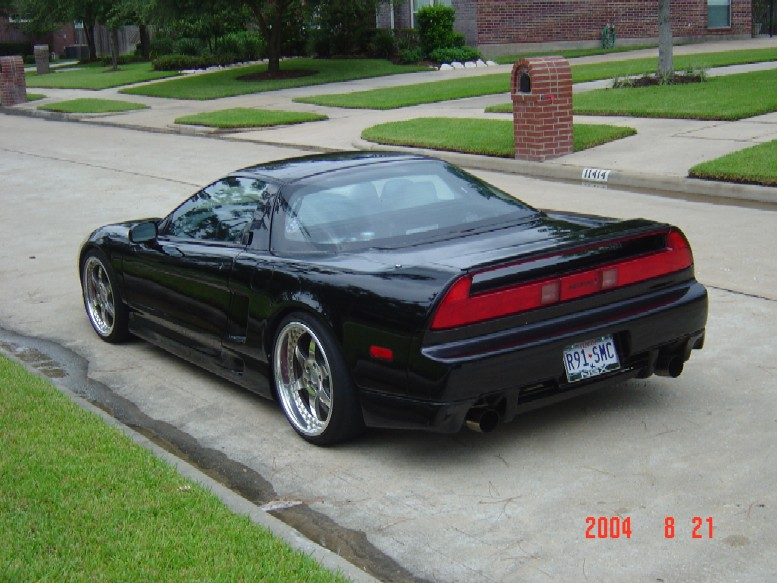 Unoffical Berlina BLACK NSX Thread - Page 12