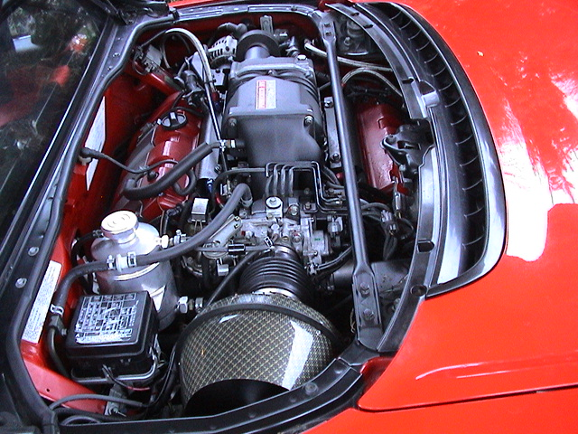 4741IntakeGruppeM_001 nsx engine bay dressed up ~who's got the most bling?  at edmiracle.co