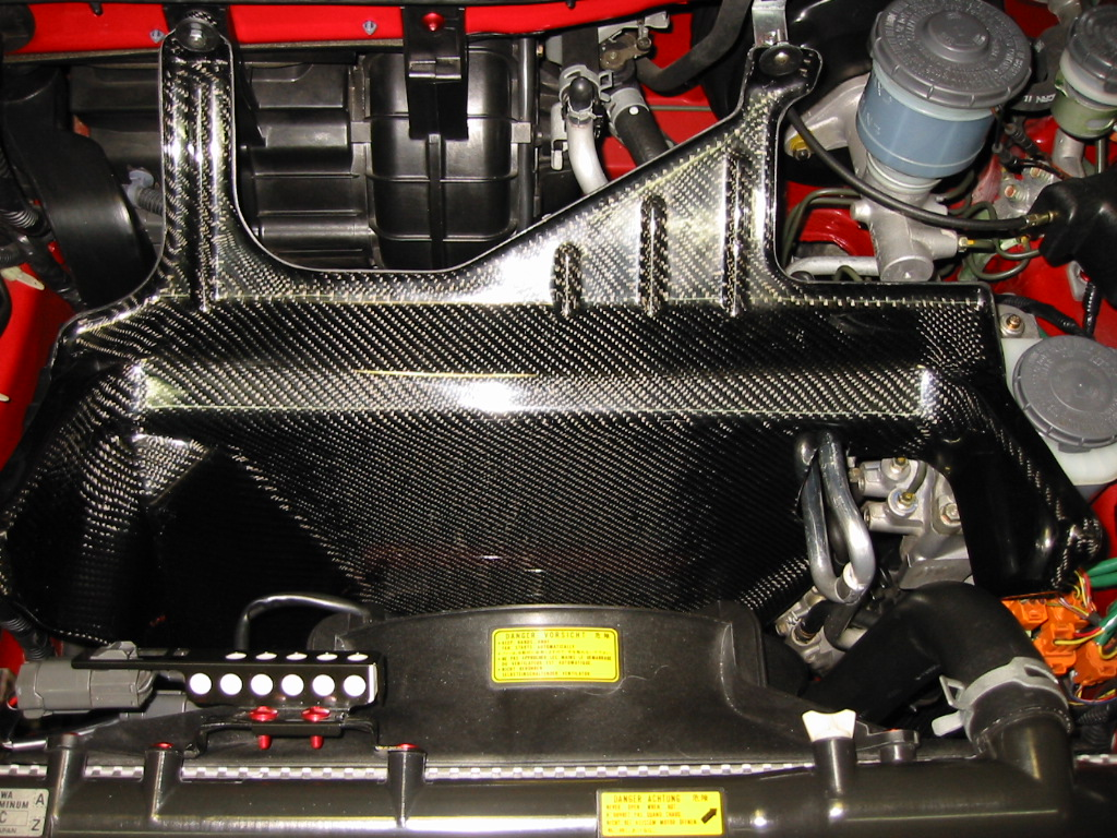 Procar Nsx R Na1 Lhd Cf Air Duct Fuse Box Price 850 Euro