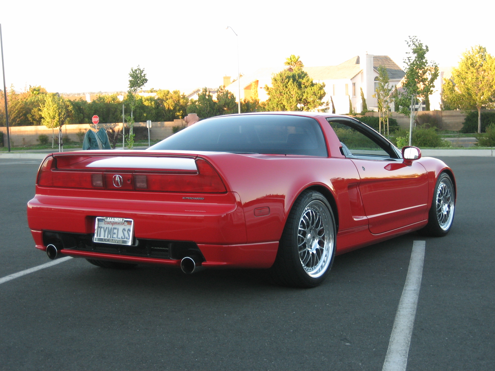 Acura Of Columbus >> Post Install Downforce NSX-R Spoiler Pics