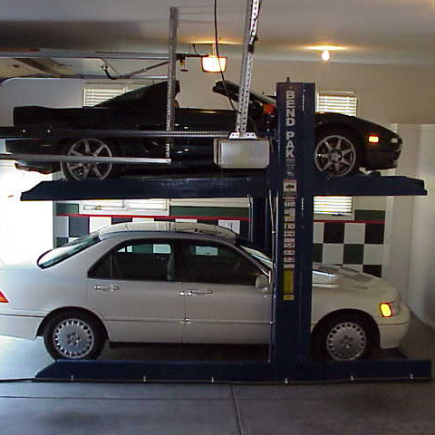 NSX_on_PL7-Parking-Lift-2