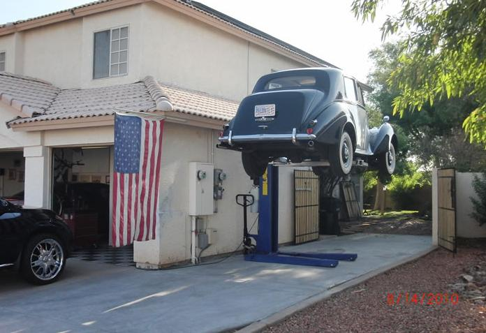 Portable automotive lifts release date price and specs Lift for home garage