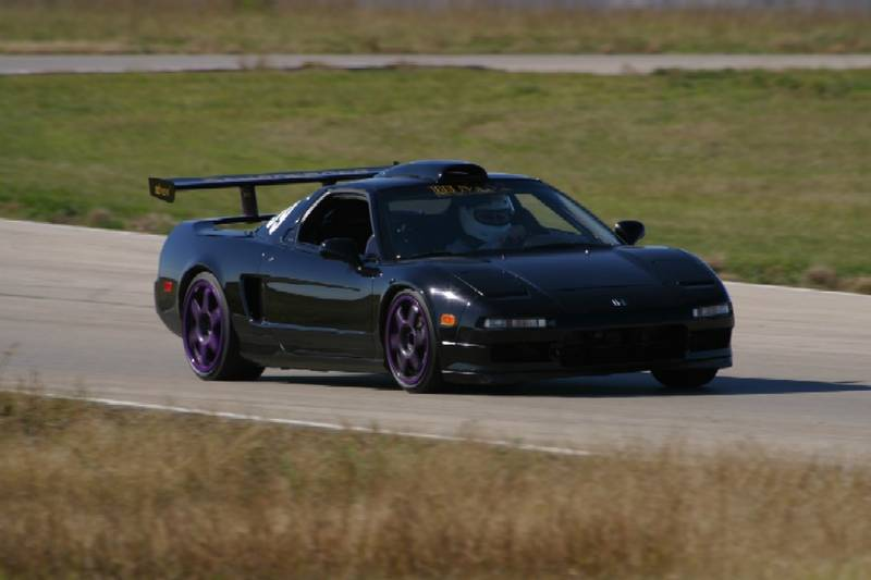 My NSX (before metamorphosis)