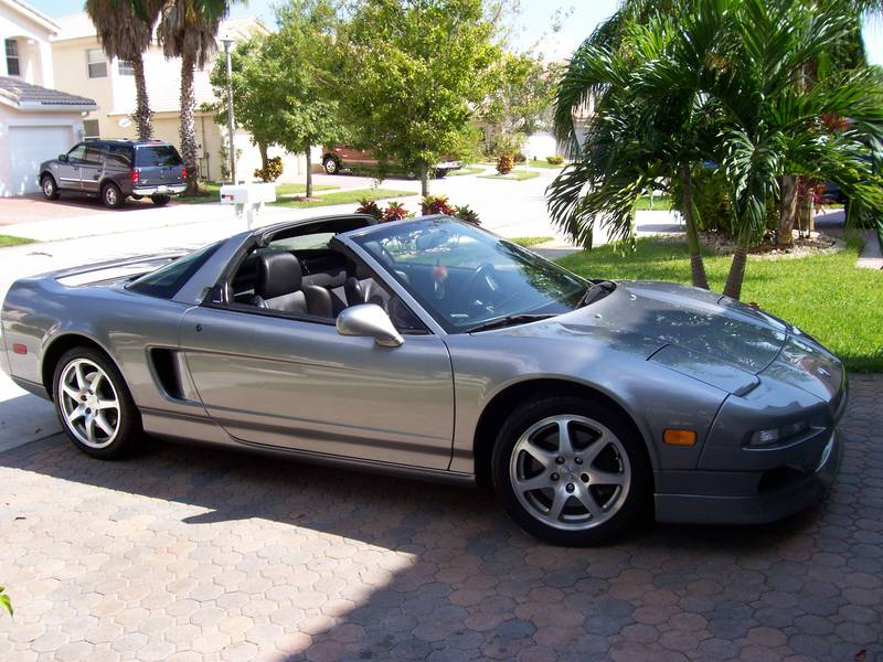 97 Kaiser NSX-T (top off)