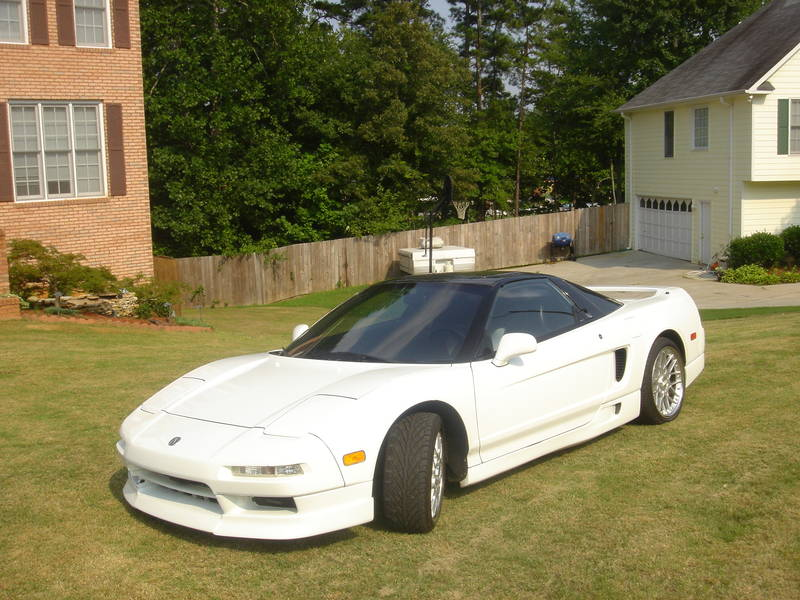 93 nsx