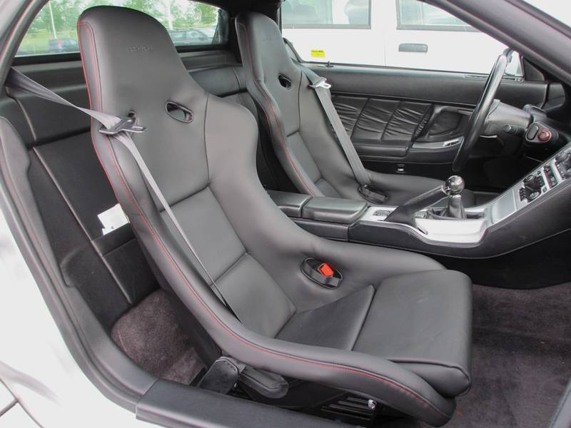 Just Installed Leather Recaro Pole Position With Sos